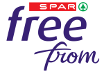 Spar free from - logo