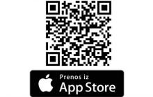 Iphone plus aplikacija Bus Plus